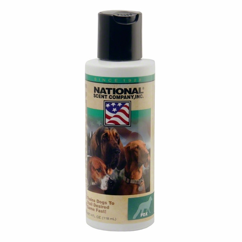 Fox Scent for Dog Training - 4 oz.