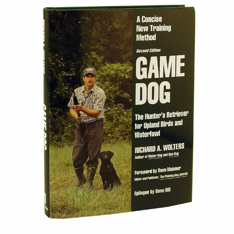 Game Dog by Richard Wolters Book Revised Second Edition