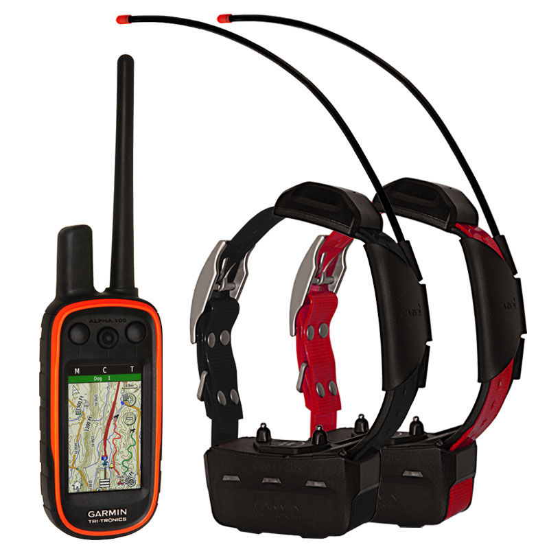 Garmin Tracking System >> Garmin Alpha 100 + TT15 COMBO 2-dog (GPS + E-Collar ...