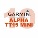 buy discount  Garmin Alpha 100 + TT15 MINI COMBO 10-dog (GPS + E-Collar)