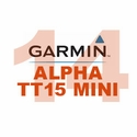 buy discount  Garmin Alpha 100 + TT15 MINI COMBO 14-dog (GPS + E-Collar)