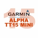 buy discount  Garmin Alpha 100 + TT15 MINI COMBO 15-dog (GPS + E-Collar)