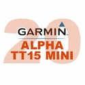 buy discount  Garmin Alpha 100 + TT15 MINI COMBO 20-dog (GPS + E-Collar)