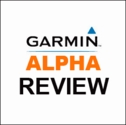 Garmin ALPHA 100 with TT10 Review