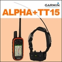 buy  Garmin Alpha 100 with TT15 COMBO (1-dog GPS System)