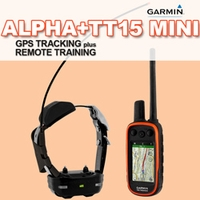 buy Garmin Alpha 100 with TT15 MINI COMBO (1-dog GPS System) shock collars