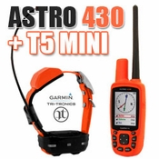 buy Garmin Astro 430 T5 Mini Combo shock collars