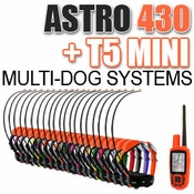 buy discount  Garmin Astro 430 + T5 MINI Multi-Dog Systems