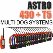 buy discount  Garmin Astro 430 + T5 Multi-Dog Systems