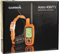 Garmin Astro 430 with T5 COMBO (1-dog GPS System)