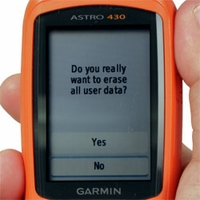 buy discount  Garmin Astro and Alpha Master Reset Instructions
