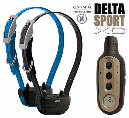 Garmin Delta SPORT XC Remote Training Collar 2-dog