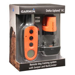 Garmin Delta UPLAND XC Remote Training Collar with Beeper