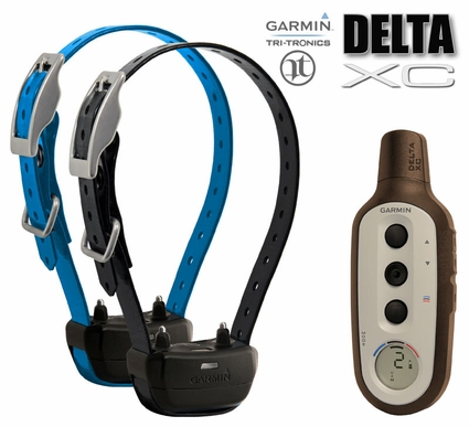 Garmin Delta XC Remote Training Collar 2-dog