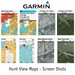 Garmin Hunt View Maps Screen Shots