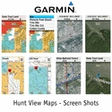 buy discount  Garmin Hunt View Screen Shots