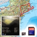 Garmin HuntView Map Card - Connecticut, Massachusetts, and Rhode Island