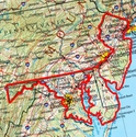 buy discount  Garmin HuntView Map Card - Delaware, Maryland, New Jersey, and Washington D.C.