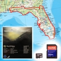 Garmin HuntView Map Card - Florida