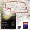 Garmin HuntView Map Card - Nebraska
