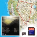 Garmin HuntView Map Card - Nevada