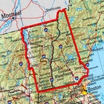 shop Garmin HuntView Map Card - New Hampshire and Vermont