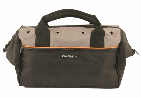 Garmin Field Bag with Orange Lined Interior