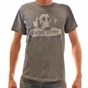 "GRAY ""Roxy"" + Gun Dog Supply Logo T-Shirt"