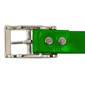 buy discount  GREEN 1 in. Day Glow Center Ring Collar Buckle Rivet