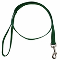 buy discount  Green 3/4in. x 4ft. 1-Ply Nylon Leash