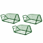shop GREEN Economy Tip Up Bird Releaser by SW Cage -- Set of 3