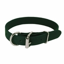 buy discount  GREEN K-9 Komfort 1 in. TufFlex Dee-End Collar