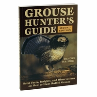 buy discount  Grouse Hunter's Guide Book by Dennis Walrod