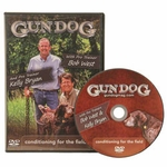 shop Gun Dog: Conditioning for the Field with Kelly Bryan and Bob West DVD
