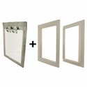 buy discount  Gun Dog House Doors Heavy Duty Dog Door w/ PVC Door Trim Kit