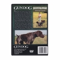 buy discount  Gun Dog Pointing Dogs DVD back