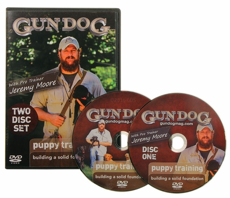 Gun Dog: Puppy Training -- Building a Solid Foundation 2-DVD Set