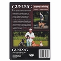 buy discount  Gun Dog: Puppy Training DVD back