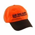 buy discount  Gun Dog Supply Logo Cap -- Blaze Orange And Brown