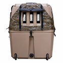 buy discount  Gunner Kennels Camo Cold Weather Kit Back Flaps Open