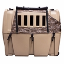 buy discount  Gunner Kennels Camo Cold Weather Kit Right Side Flaps Open