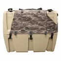 buy discount  Gunner Kennels Camo Cold Weather Kit Right Side Flaps Down