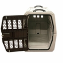 buy discount  Gunner Kennels Dog Crate Open to Left
