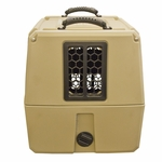 shop Gunner Kennels G1 Small Dog Crate Back