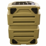 shop Gunner Kennels G1 Small Dog Crate Bottom