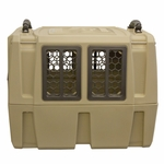 shop Gunner Kennels G1 Small Dog Crate Side 1