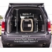 Gunner Kennels Small Dog Crate in Large SUV
