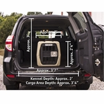 shop Gunner Kennels Small Dog Crate in Small SUV