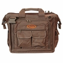 GWR Handlers Bag by Mud River -- Brown