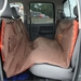 Hammock Seat Cover Installed in Truck